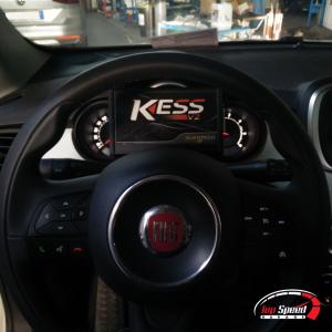 Rimappatura Fiat 500 X 1.3 Multijet – Top Speed Garage – REGGIO EMILIA