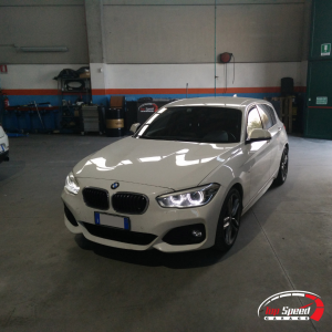 RIMAPPATURA BMW SERIE 1 120d – TOP SPEED GARAGE – RAVENNA