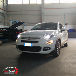 RIMAPPATURA FIAT 500 X 1.3 Multijet – TOP SPEED GARAGE – VICENZA