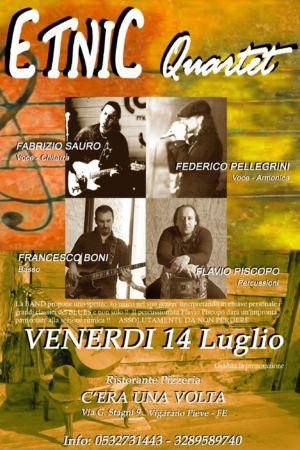 Ristorantino con musica dal vivo-C'ERA UNA VOLTA-Vigarano Pieve