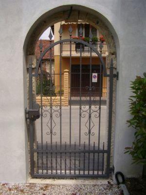 Cancelli e recinzioni in ferro – Vicenza – Arcugnano, Arzignano, Chiampo – CARPENTERIA METALLICA ARTIGIANFER
