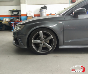 ASSETTO AUDI A3 8V 2.0 TDI QUATTRO – TOP SPEED GARAGE – MANTOVA