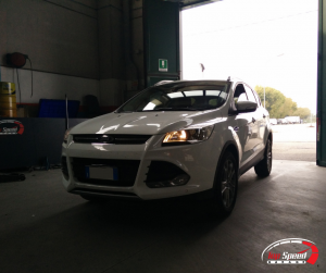 MAPPATURA FORD KUGA 2.0 TDCi – TOP SPEED GARAGE – RAVENNA