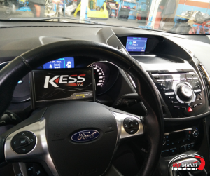 MAPPATURA FORD KUGA 2.0 TDCi – TOP SPEED GARAGE – FERRARA