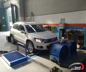 RIMAPPATURA VW TIGUAN 1.4 TSI – TOP SPEED GARAGE – RAVENNA