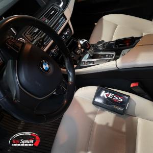 MAPPATURA BMW 520d – TOP SPEED GARAGE – PARMA