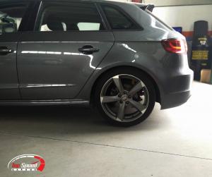 ASSETTO AUDI A3 8V 2.0 TDI QUATTRO – TOP SPEED GARAGE – MODENA