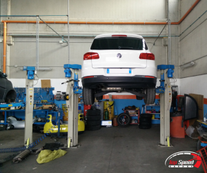RIMAPPATURA VW TIGUAN 1.4 TSI – TOP SPEED GARAGE – MANTOVA