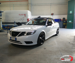 ASSETTO SAAB 9-3 – TOP SPEED GARAGE – FERRARA