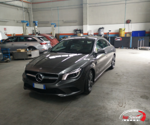 MAPPATURA MERCEDES CLA 220 CDI – TOP SPEED GARAGE – FERRARA