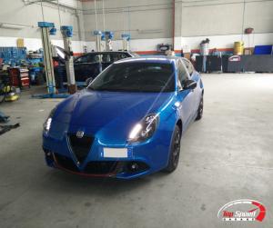 MAPPATURA ALFA ROMEO GIULIETTA 2.0 JTDM  – TOP SPEED GARAGE – MODENA