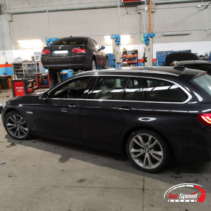 MAPPATURA BMW 520d – TOP SPEED GARAGE – VICENZA