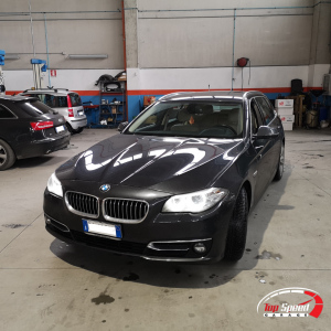 MAPPATURA BMW 520d – TOP SPEED GARAGE – FERRARA