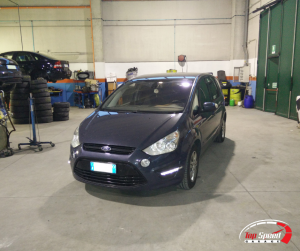 RIMAPPATURA FORD FOCUS S MAX 2.0 TDCi – TOP SPEED GARAGE – MODENA