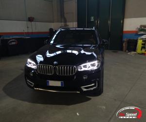 RIMAPPATURA BMW X5 Xdrive 30d – TOP SPEED GARAGE – PARMA