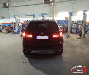 RIMAPPATURA BMW X5 Xdrive 30d – TOP SPEED GARAGE – FERRARA