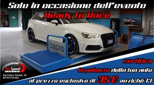 RADUNO – TOP SPEED GARAGE – PARMA