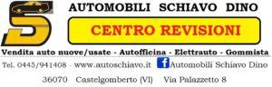 REVISIONI AUTO – VICENZA – CASTELGOMBERTO – SCHIAVO DINO E FIGLI SNC