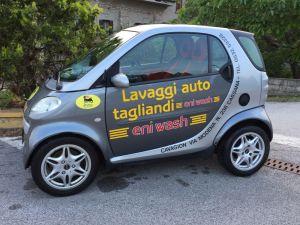 LAVAGGIO AUTO -ENIWASH-FERRARA