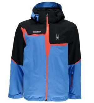 Spyder giacche sci -Sport tech-Ferrara