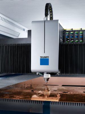 lavorazione delle lamiere tramite processi di taglio laser – Poppi s.r.l. – Vigarano Pieve -Ferrara
