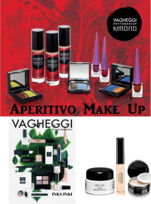 Super Aperitivo Make Up Linea Vagheggi – Ferrara – WAIKIKI SUN