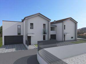 Appartamenti in nuova lottizzazione a Brogliano in vera OCCASIONE -Agenzia Spazio Immobiliare a Brogliano -Vicenza
