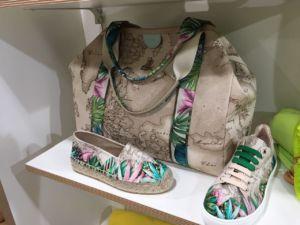 collezione P/E 2017 di Alviero Martini 1A Classe pelletteria-abbigliamento – – Padova – Chioggia – Arianna Boutique