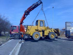 Autotrasporti ribassati con rampe Treviso – Autotrasporti De Gerone