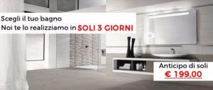 ristrutturazione bagno in tre giorni-STAR ITALIA-Bologna