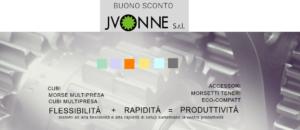 BUONO SCONTO Fiera BIMU 2016 – Vicenza – JVONNE S.R.L.
