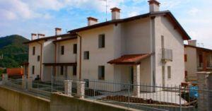 """Case a schiera in classe energ. """"B"""" Ecodomus a Cornedo Vicentino – Vicenza – METRO IMMOBILIARE"""