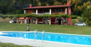 """Cornedo, villa in classe energetica """"B"""" con piscina e 4.000 mq di terreno va100"""
