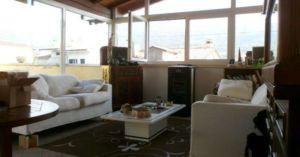 Cornedo, ampio tricamere con veranda e grande terrazza va50