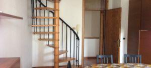 Cornedo, centro, affitto abitazione, arredata e con terreno aa10