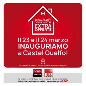 Inaugurazione – Dondi Arreda – Castel Guelfo