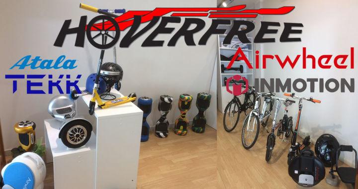 """Vendita e noleggio biciclette elettriche da """" HoverFree """" – Lido spina – Ferrara da Hoverfree potrai noleggiare o acquistare tutti i tipi di veicoli elettrici , biciclette, monopattini, hoverboar"""