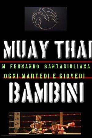 Corso Muay Thai per bambini – Vicenza – Cornedo Vicentino – Centro Sportivo Pegaso