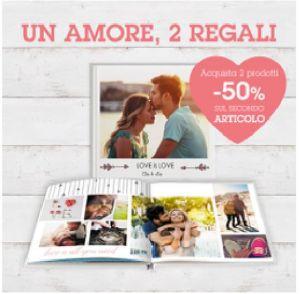 """Offerta 50% su fotolibro storia d'amore """" Fotografie Dalla Vecchia a Marano Vicentino"""