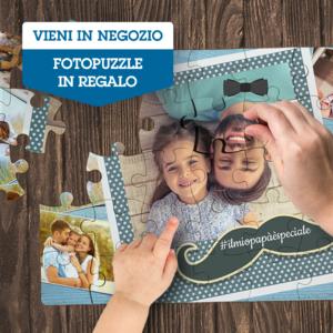 Promozione regalo per la festa del Papà – Vicenza – Marano Vicentino – Fotografie Dalla Vecchia