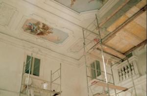 Stucchi decorativi per edifici – Vicenza – Monteviale, Gambugliano, Creazzo – NUOVA B.B.I.A.
