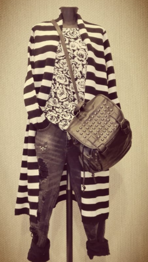 Negozio articoli di abbigliamento donna – Bologna – FLOW