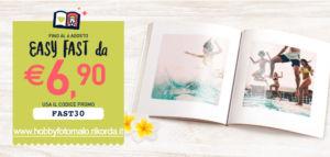 """OFFERTA LIBRO """"easy fast"""" da HOBBY FOTO MALO (VI)"""