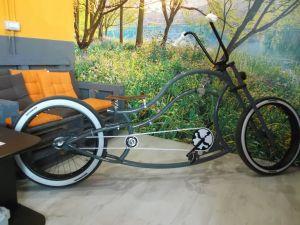 Costruzione Bici Custom – Vicenza – E-Bike Custom Cruiser