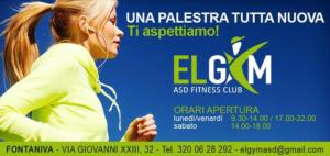 Nuova palestra a Fontaniva – Padova – El gym
