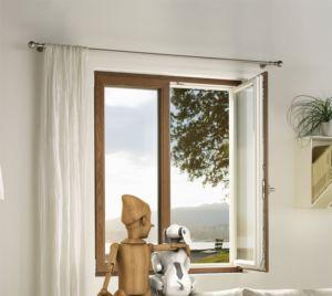SERRAMENTI IN PVC E LEGNO – ESSEBI PROGETTI Porte & Finestre