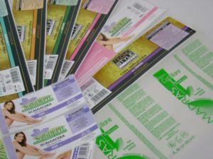 Etichette per cosmesi Vicenza – Frama Etichette