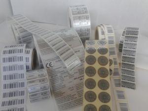 Etichette adesive in rotolo Verona