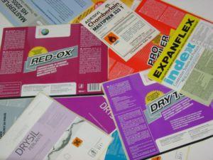 Etichette per detergenti e chimica – Rovigo – FRAMA ETICHETTE S.r.l.