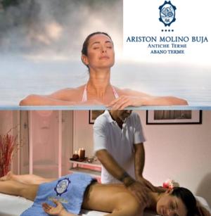 Speciali cure e trattamenti termali – Padova – Ariston Molino Hotel